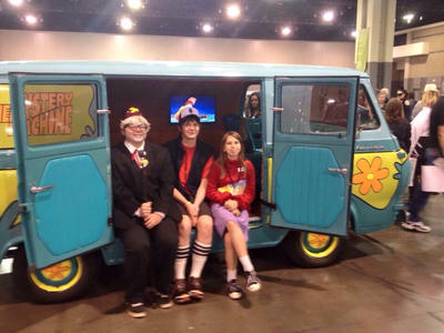 Mystery twins... And gruncle