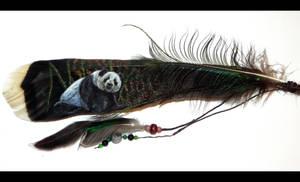 Panda Feather