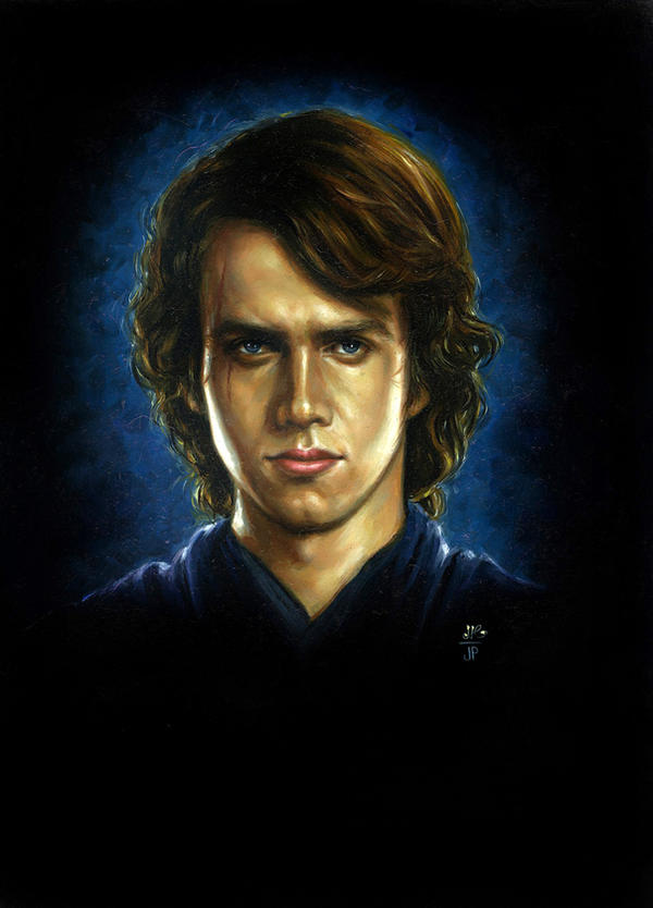 Star Wars Anakin Skywalker by Melanarus