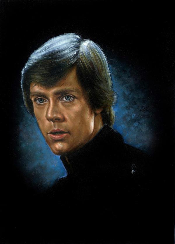 Luke Skywalker by Melanarus