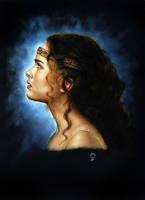 Lovely Padme Amidala by Melanarus
