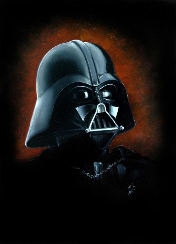 Darth Vader by Melanarus