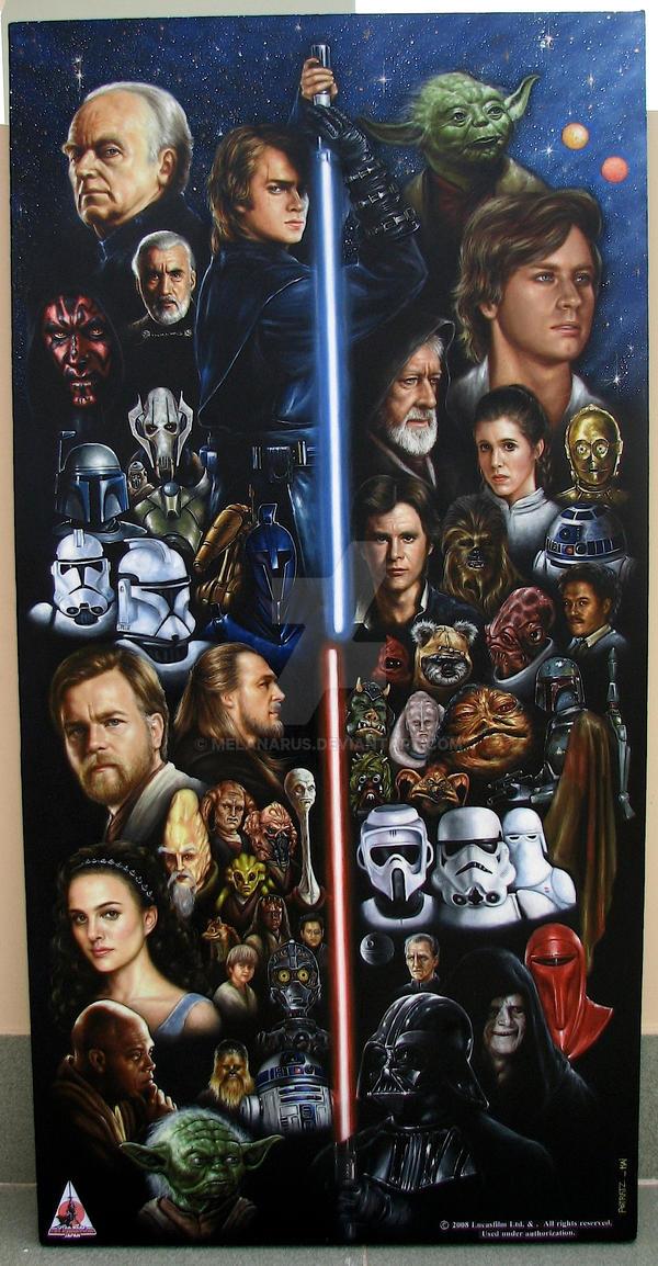 Star Wars IS Forever By Melanarus On DeviantArt