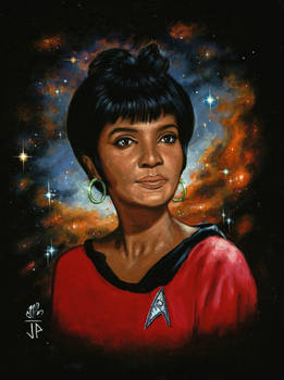Woman of Star Trek - UHURA