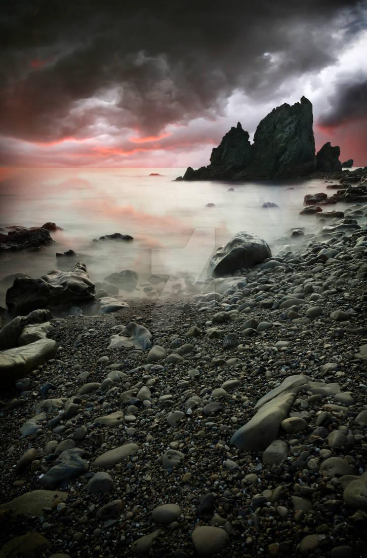 Dramatic Sky by lonewolf565