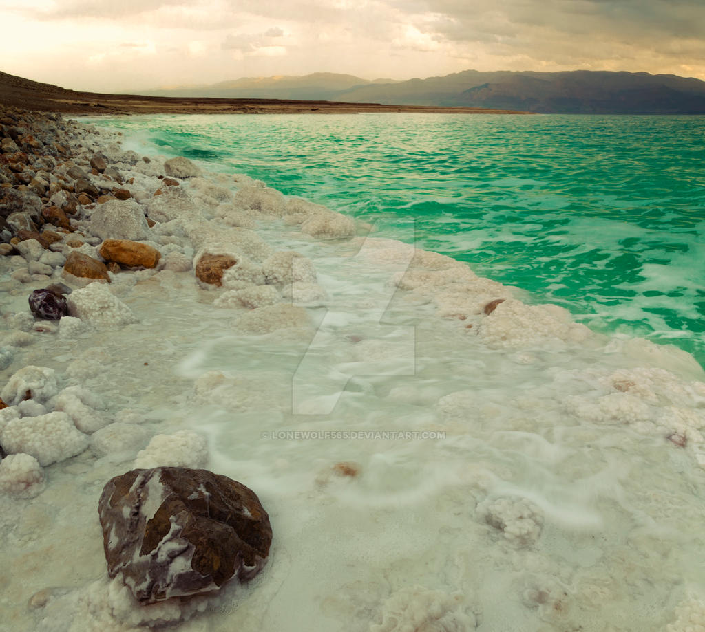 Dead Sea by lonewolf565