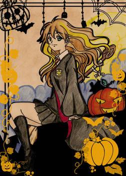Actividad COK Halloween : Neiara Granger