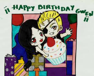 Feliz Cumple Gwen