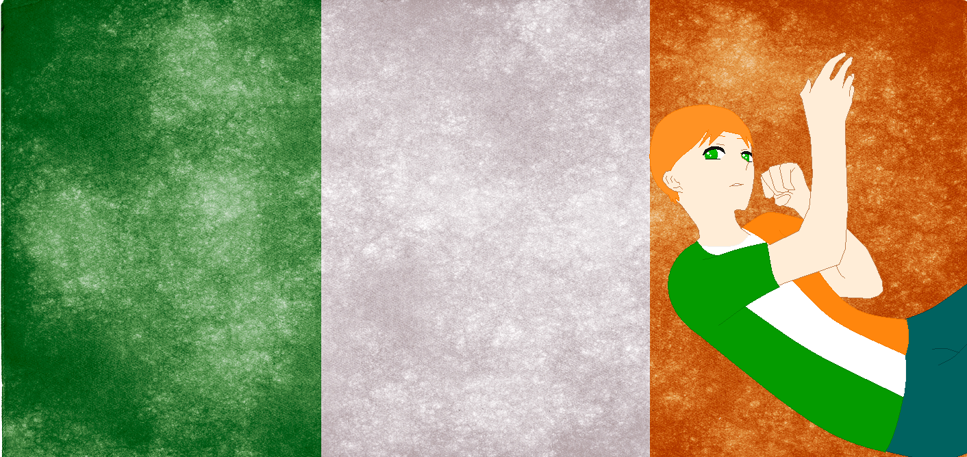 hm csf ireland flag background by abthebutterfly on deviantart