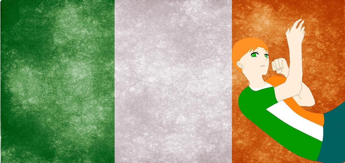 Irish Flag Wallpaper Hm Csf Ireland Background