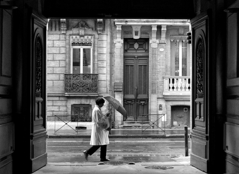 Rain by cangelir