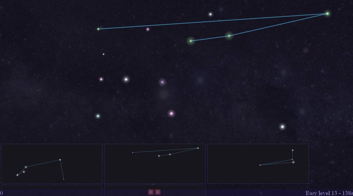 Stargazing (webgame)