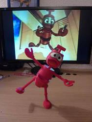 Je suis Nono, le petit Robot