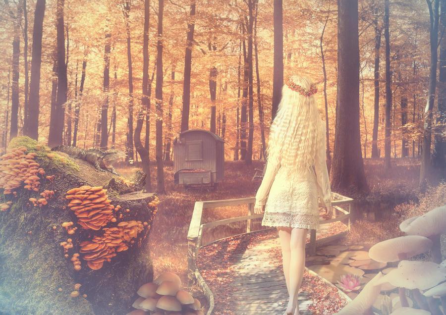 Fall by Yasei-Neko