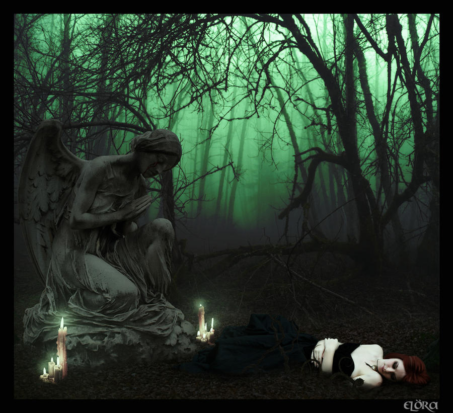 Crying Of The Stone Angel