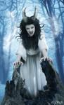 Diabolic Queen by Eternal-Dream-Art