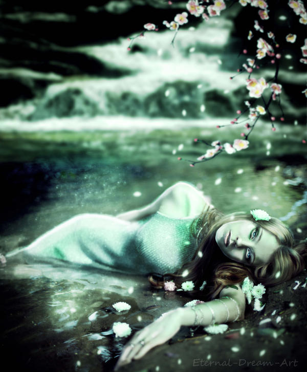 Ophelia by Eternal-Dream-Art