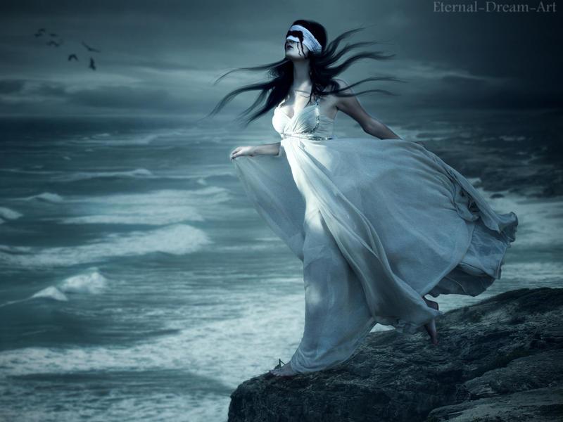 Lost Gaze by Eternal-Dream-Art