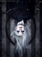 Vampire portrait by Eternal-Dream-Art