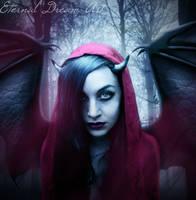 Red Devil by Eternal-Dream-Art