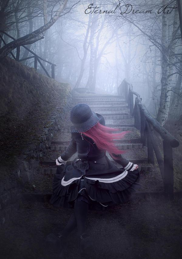 Gothic Doll by Eternal-Dream-Art