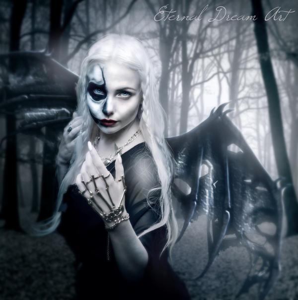 Death Angel by Eternal-Dream-Art