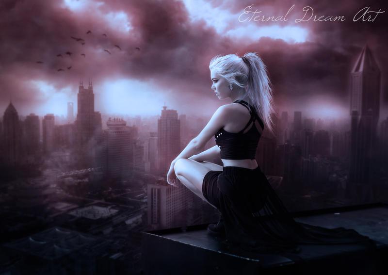 ►►► IMAGENES GOTICAS BONITAS ◄◄◄ - Página 9 The_future_by_eternal_dream_art-d8k4ttv