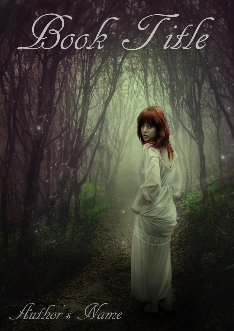 Book Cover-Magic Forest by Eternal-Dream-Art