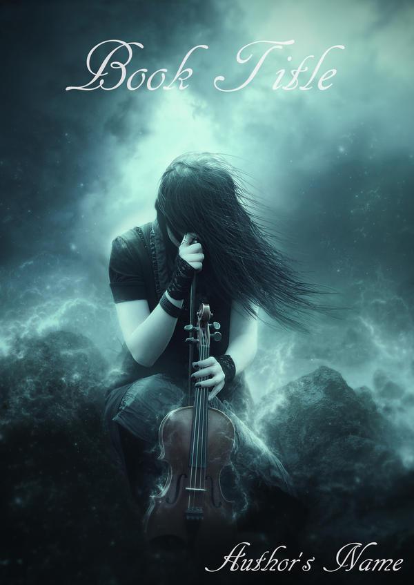 Book Cover - Goth Violin by Eternal-Dream-Art