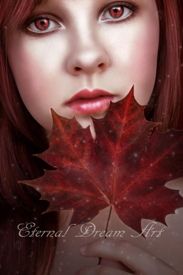 Autumn Sensation by Eternal-Dream-Art