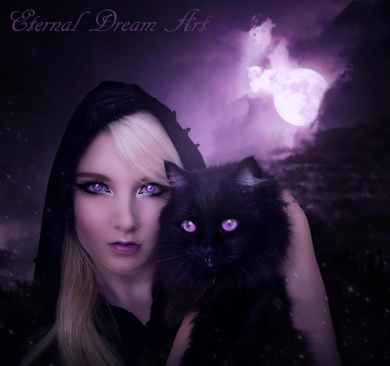 Halloween Night by Eternal-Dream-Art