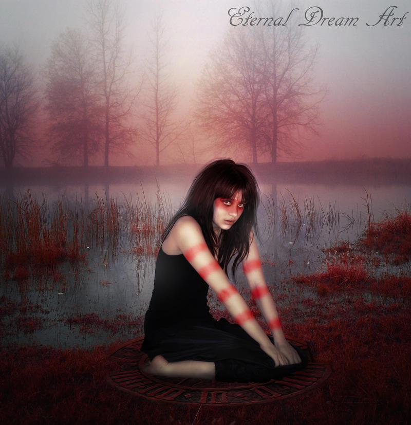 Sorceress by Eternal-Dream-Art