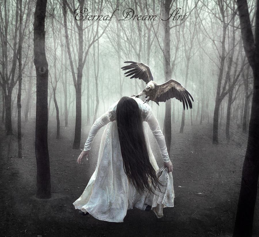 Lady Vulture by Eternal-Dream-Art