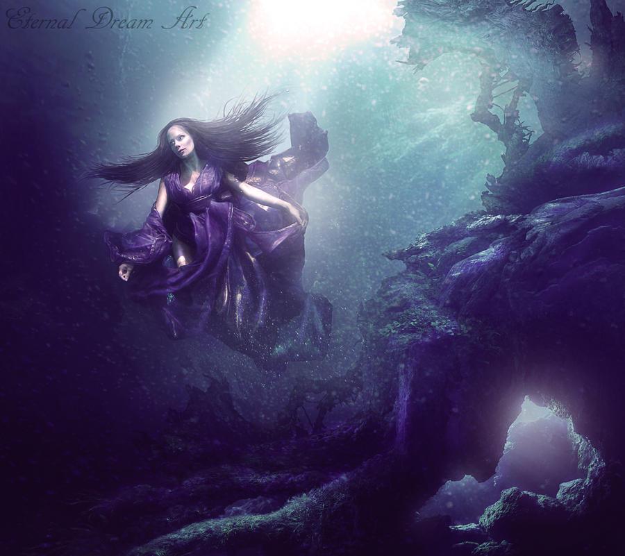 UnderWater by Eternal-Dream-Art