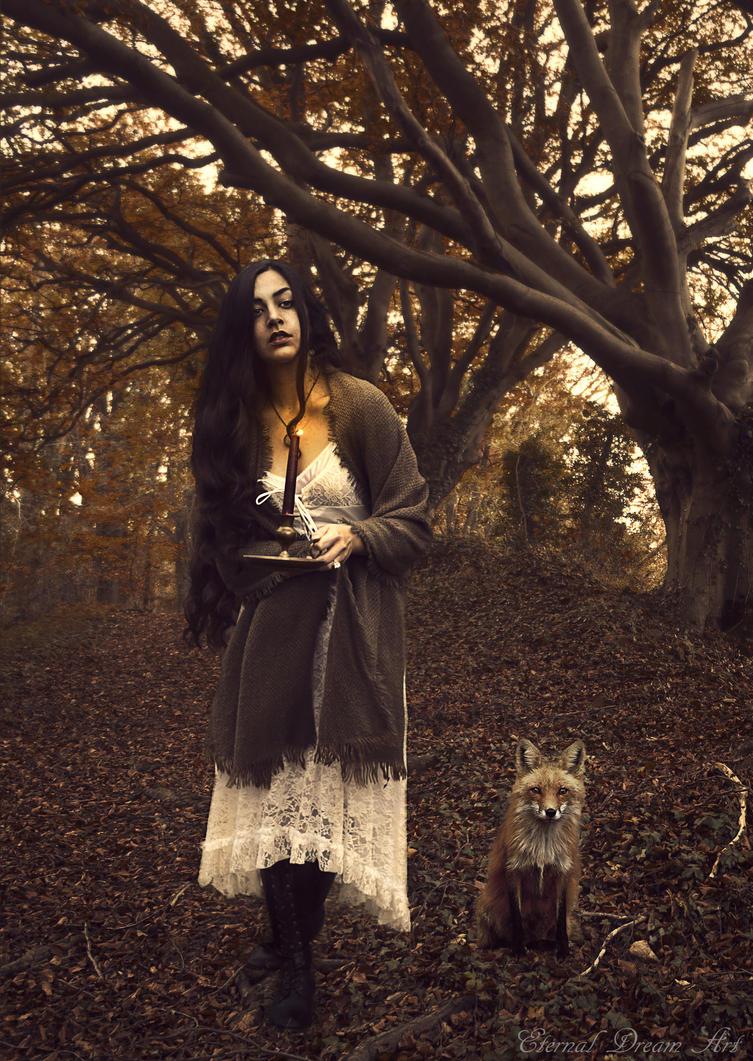 Autumn Moments by Eternal-Dream-Art