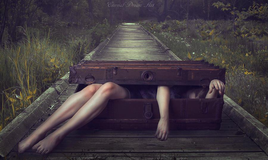 El escondite by Eternal-Dream-Art