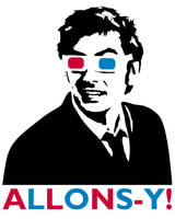 Allons-y by Stassiana