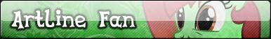 Artline fan button by BronyXceed