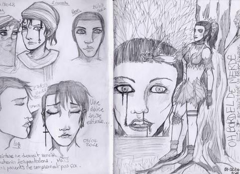 SketchBook 1 Pages 04-05