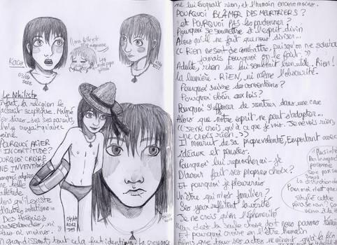 SketchBook 1 Pages 08-09