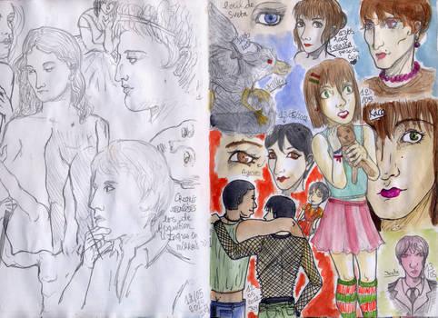 SketchBook 1 Pages 26-27