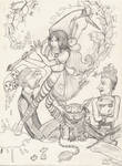 Fanart Alice Madness Returns - sketch