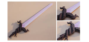 Root Sword from Adventure Time