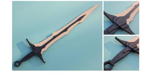 Dragonbone Sword from Skyrim