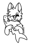 F2u Manokit Plushie v1
