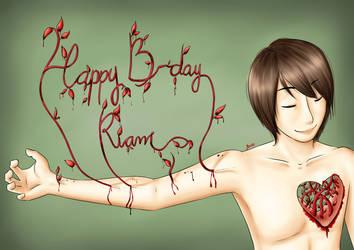 Happy B-Day, Riaaam!! by YashoNyan