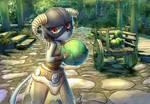 Skyrim Cat