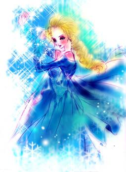 -Queen Elsa-