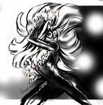 Black Cat by La-h-i-n-a-y-u-m-e