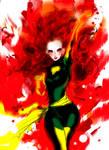 Jean Grey-Phoenix-